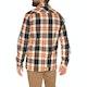 Lightning Bolt Noll Flannel Overshirt