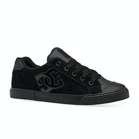 DC Chelsea SE Womens Shoes - Black Black
