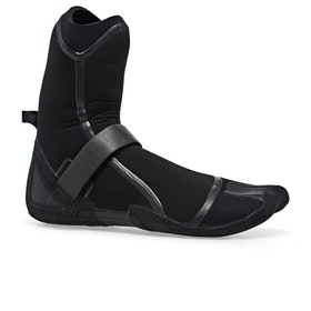 Billabong Furnace Carbon 5mm Split Toe Wetsuit Boots - Black
