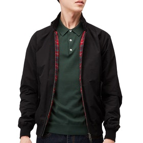 Baracuta G9 Harrington Men's Jacket - Black
