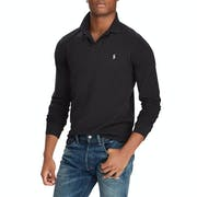 Ralph Lauren Slim Fit Long Sleeve Polo-Shirt