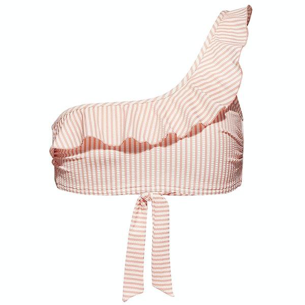 Tommy Hilfiger Bandeau Off Shoulder Bikini Top