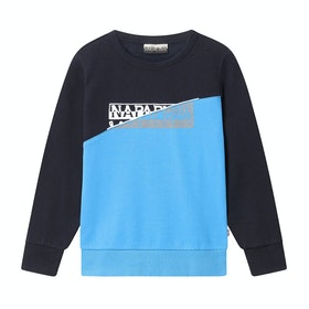 Napapijri K Baky H Kids Sweater - Blu Marine