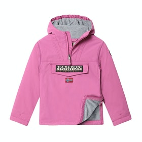 Veste Enfant Napapijri Winter Rainforest Pullover - Dalpha Pink