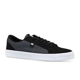 DC Lynnfield TX SE Shoes - Black Grey Black