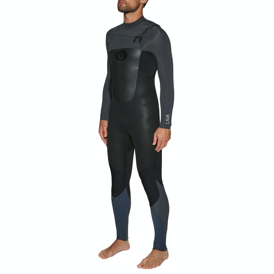 Animal Lava 5/4/3mm Chest Zip Wetsuit