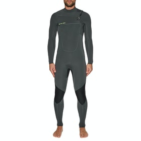 Animal Phoenix 5/4mm Chest Zip Wetsuit - Graphite Grey