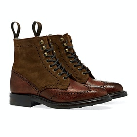 Buty Cheaney Made In England Amelia - Tan Grain