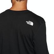 T-Shirt à Manche Longue North Face Simple Dome