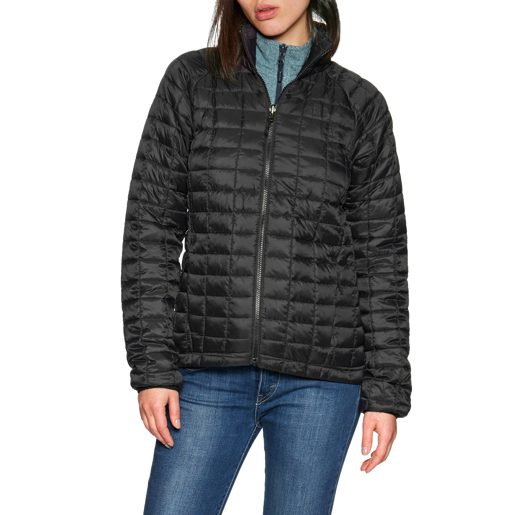 North Face Thermoball Insulated Triclimate Dames Jas van Webtogs