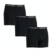Bjorn Borg Noos Solids 3 Pack Boxer Shorts