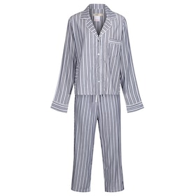 UGG Katharine Set Stripe Dames Pyjama - Navy Fresh Air
