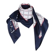Ralph Lauren Cathy Square Silk Women's Scarf