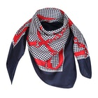 Ralph Lauren Megan Square Silk Women's Scarf