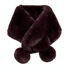 Ted Baker Zalie Faux Fur Pom Snood Damen Halsschutz