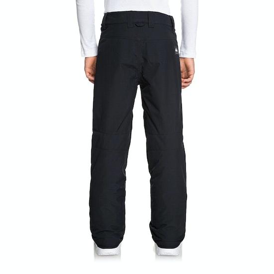 Pantalons pour Snowboard Quiksilver Estate Youth