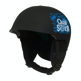 Quiksilver Empire Boys Ski Helmet - Black