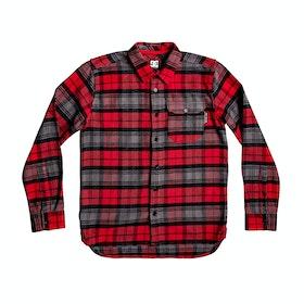 DC Marsha Boys Shirt - Racing Red