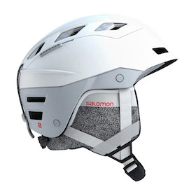 Casco para esquí Salomon Qst Charge - White Pop
