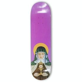 Theories Of Atlantis New Religion 8.5 Inch Skateboard Deck - Multi