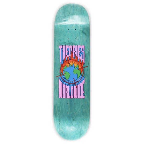 Theories Of Atlantis Worldwide 8 Inch Skateboard Deck
