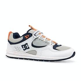 DC Kalis Lite Se M Shoe Xwrb , Skor - Grey White
