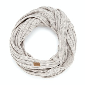 Écharpe Animal Maisy Knitted Loop - Ashes Of Roses Grey