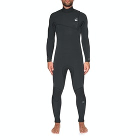 Billabong Furnace Comp 5/4mm Zipperless Wetsuit - Black