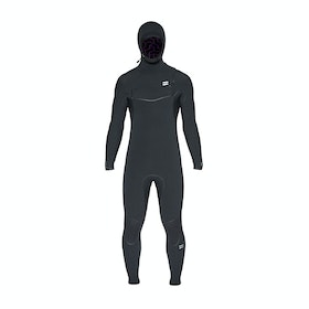 Billabong Furnace Ultra 5/4mm Hooded Wetsuit - Black