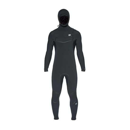Billabong Furnace Ultra 5/4mm Hooded Wetsuit