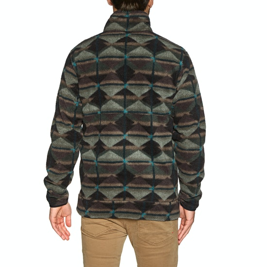 Billabong Boundary Mock Half Zip Fleece