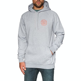 Pullover à Capuche Planks Peace - Sports Grey