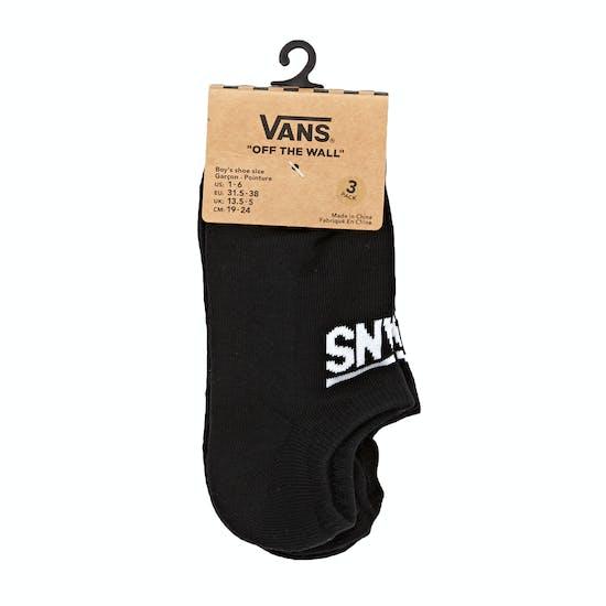 Vans Classic Kick 3 Pack Jungen Socken