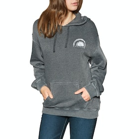 Pullover à Capuche Femme Billabong Morning Tide - Black