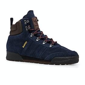 Adidas Jake Boot 2.0 Shoes - Collegiate Navy/maroon/brown