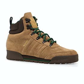Adidas Jake Boot 2.0 Shoes - Raw Desert/brown/collegiate Green