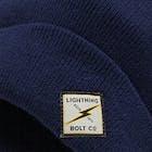 Lightning Bolt Bolt Beanie
