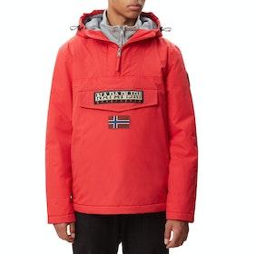 Napapijri Rainforest Winter Men's Waterproof Jacket - High Risk Red