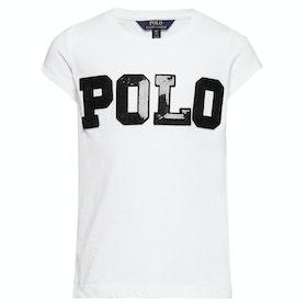 Polo Ralph Lauren Holiday Short Sleeve T-Shirt - White