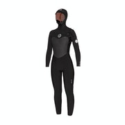 Rip Curl Flashbomb 6/4mm Hooded Chest Zip Womens Wetsuit