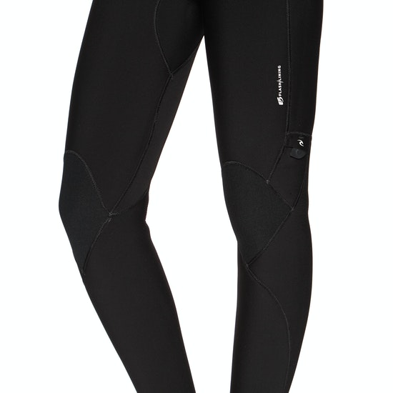 Rip Curl Flashbomb 6/4mm Hooded Chest Zip Ladies Wetsuit