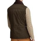 Hackett Wax Cotton Waistcoat