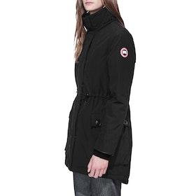 Canada Goose Perley 3 In 1 Parka Women's Down Jacket - Black