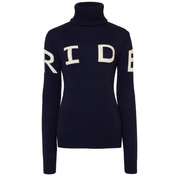 Sweater Senhora Perfect Moment Ride Ii