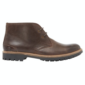 CHATHAM Drogo Boots - Dark Brown