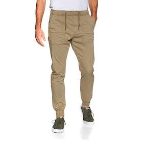 Pantalon Rip Curl Beach Mission Elastic Pant - Khaki