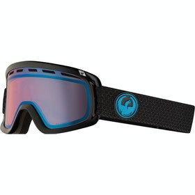 Dragon D1 OTG Snow Goggles - Split ~ LumaLens Blue