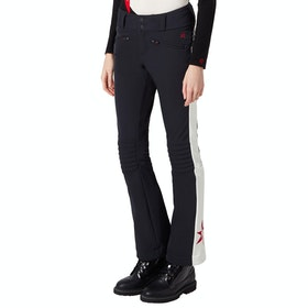Perfect Moment Gt Ski Damen Snowboard-Hose - Black Snow White