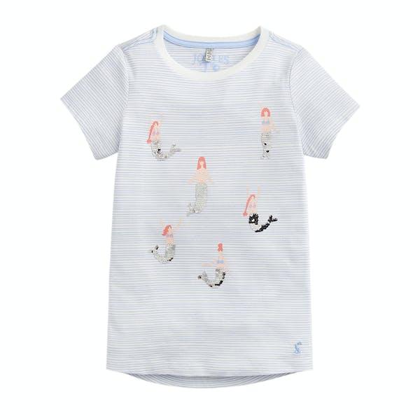 T-Shirt à Manche Courte Joules Astra