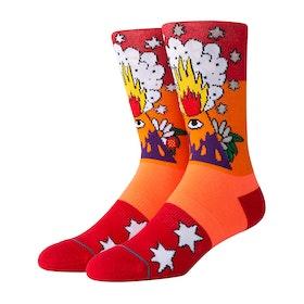 Stance Cavolo Volcano Socks - Multi